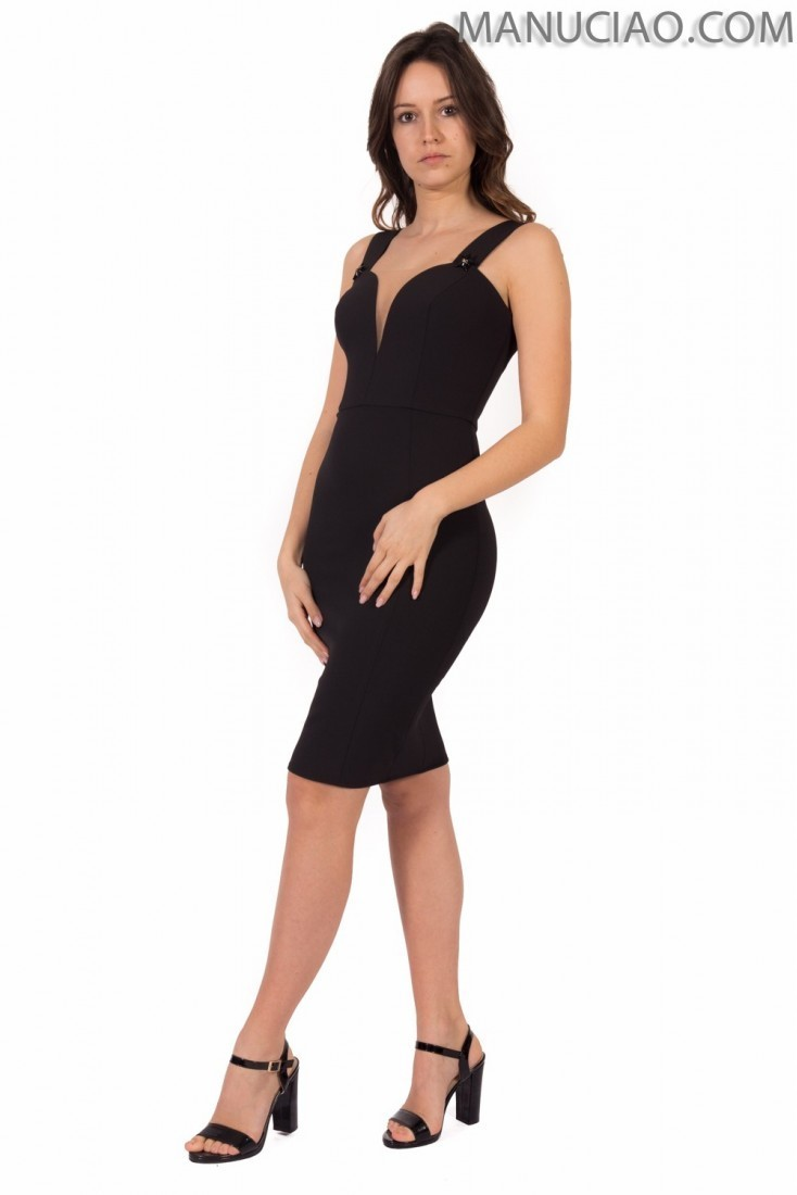 Black sheath dress ELISABETTA FRANCHI ab66791e2