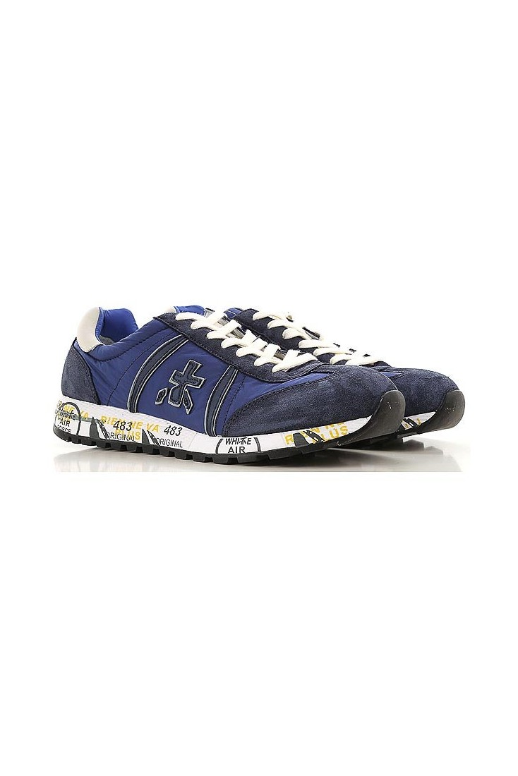 PREMIATA Baskets Homme lucy 3815 BL