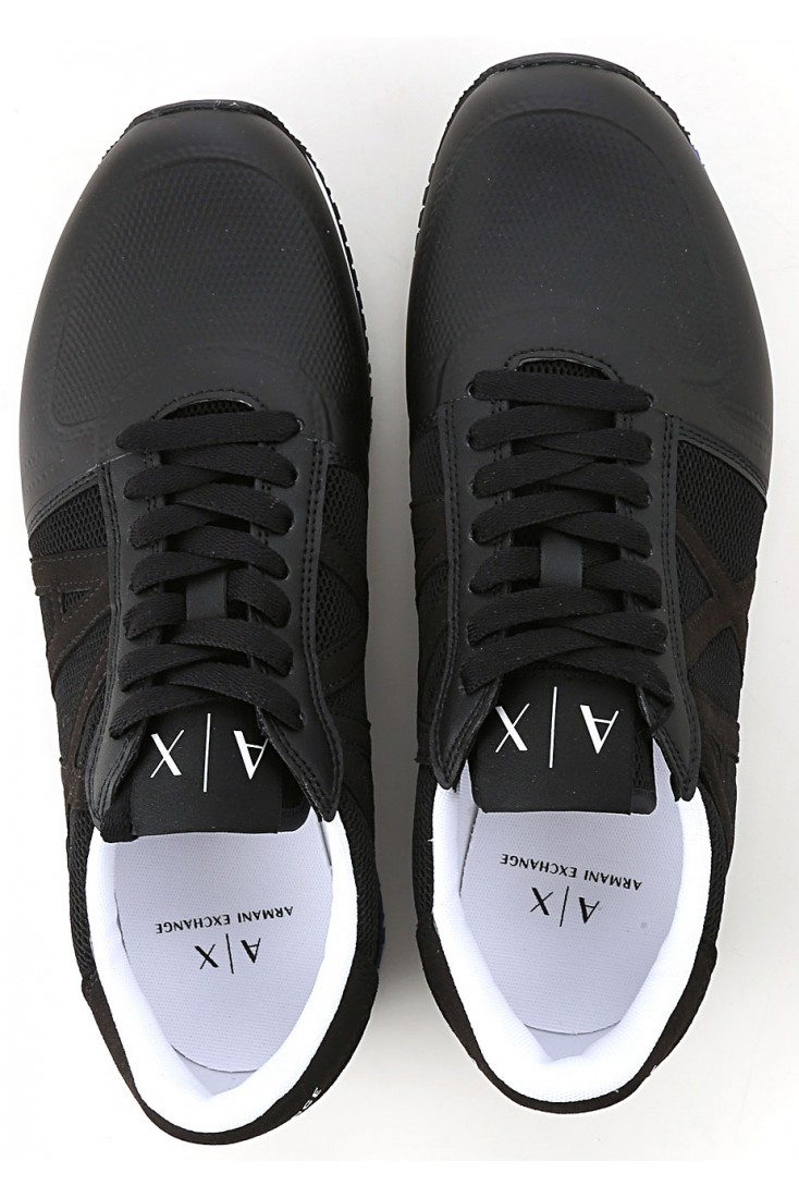 ARMANI EXCHANGE Men's sneaker xux017 xv158 k001 NE