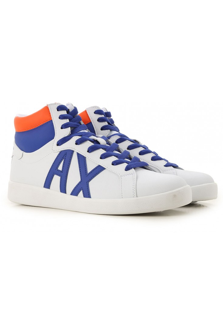 ARMANI EXCHANGE Men's sneaker xuz 007 xv084 b791 BI