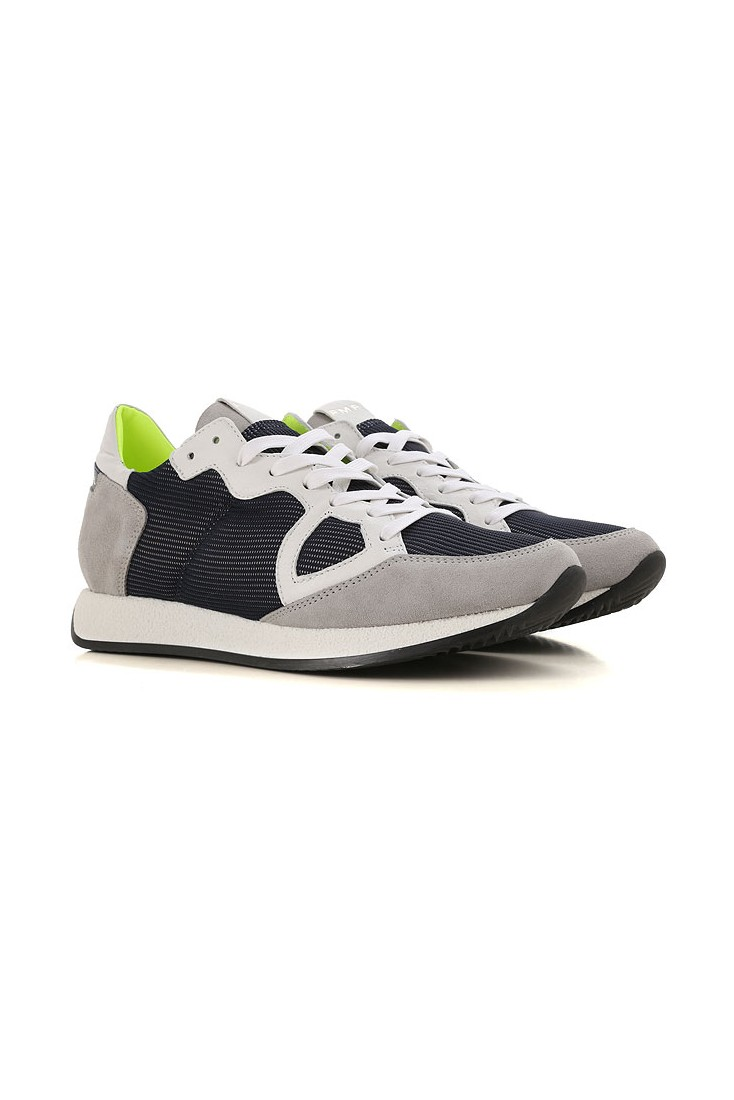 PHILIPPE MODEL Men's sneaker mnlu-nf06 BL