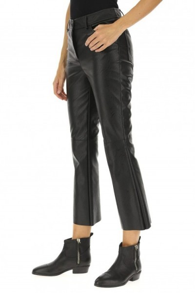 Faux leather trousers ANIYE BY 181115 Eros