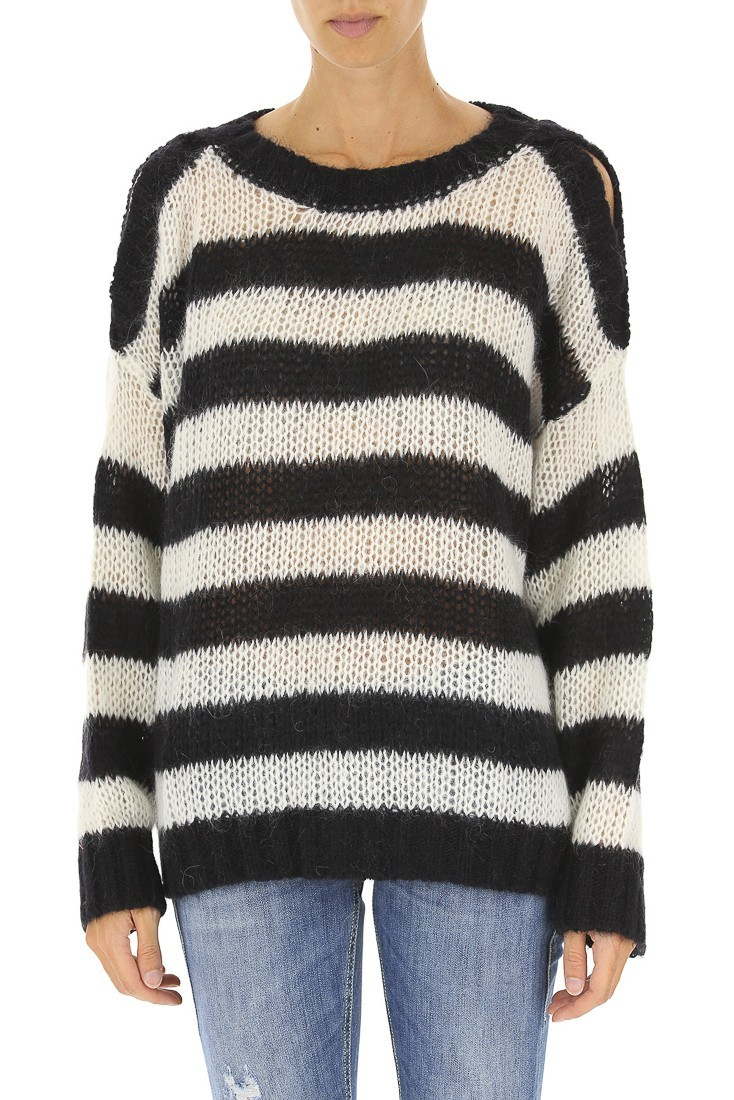 Striped sweater TWINSET 192tp3271
