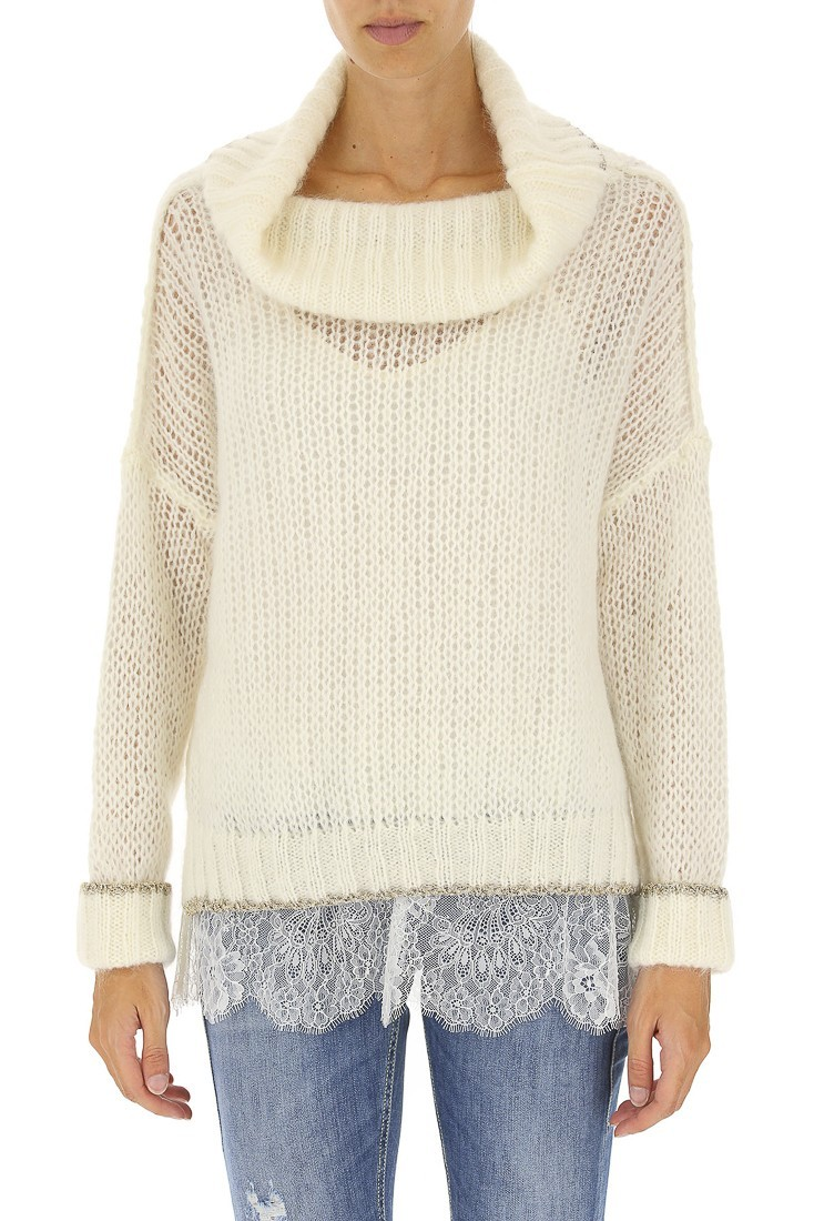 Pull TWINSET Papyrus 192tp3290