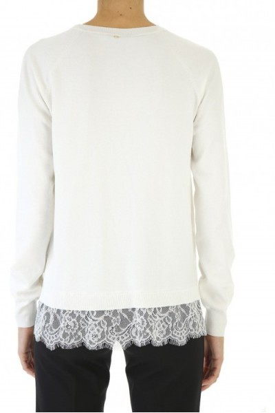 Lace sweater TWINSET 192tp3161