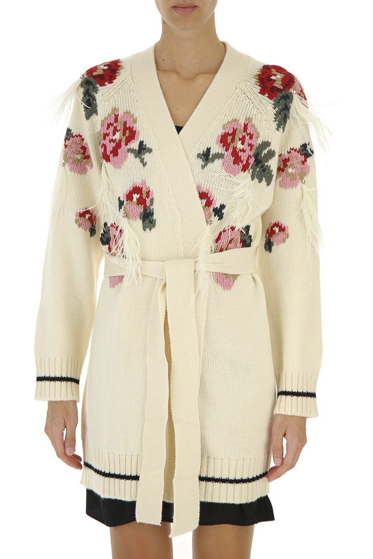 Cardigan flowers TWINSET 192tp3322