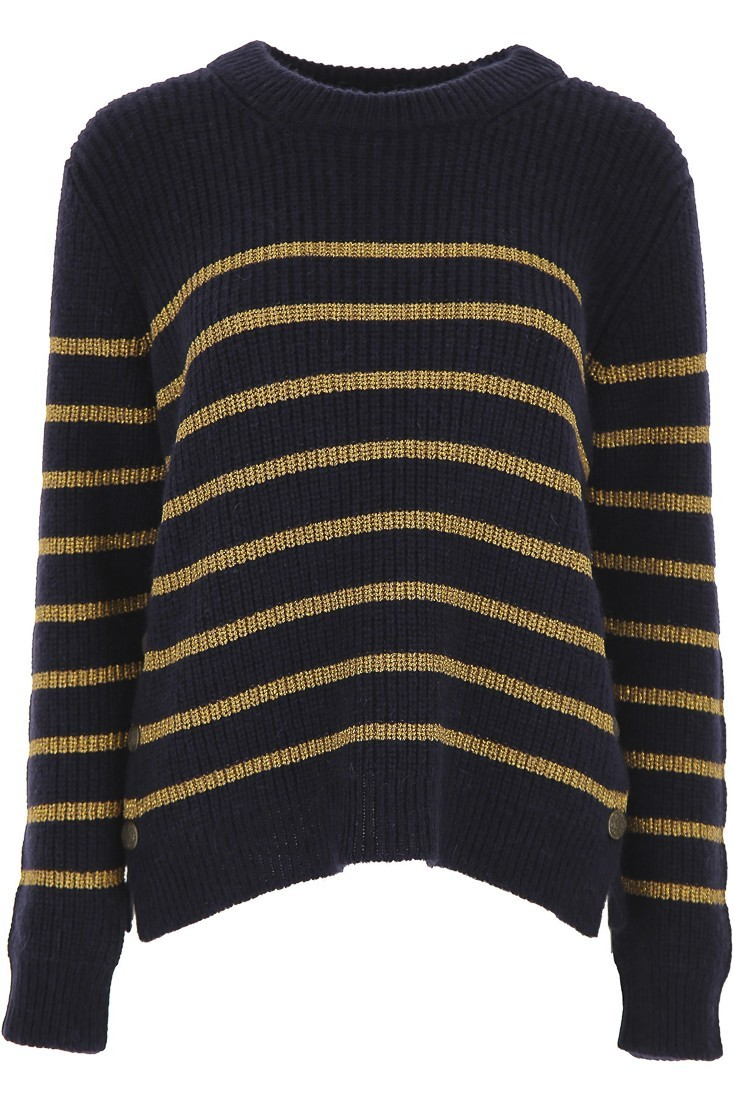 Striped sweater TWINSET 192tt3360