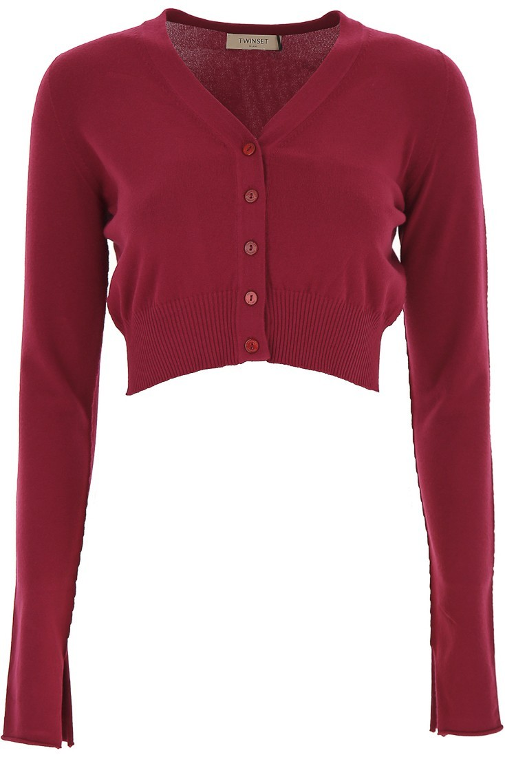 Cardigan Rouge TWINSET 192tp3092