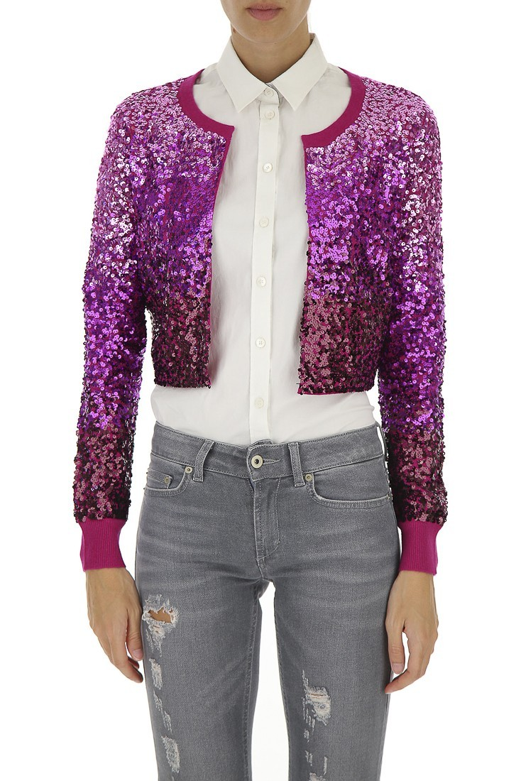 Cardigan Paillettes PINKO albanese