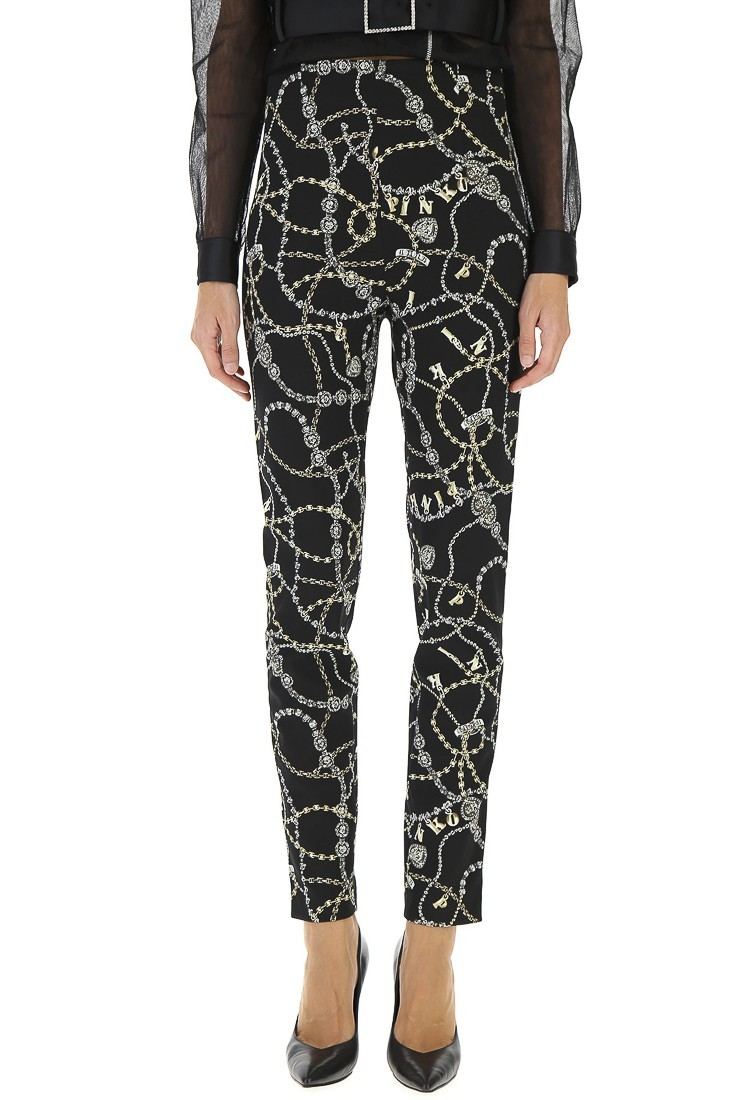 Printed pants PINKO tenderness