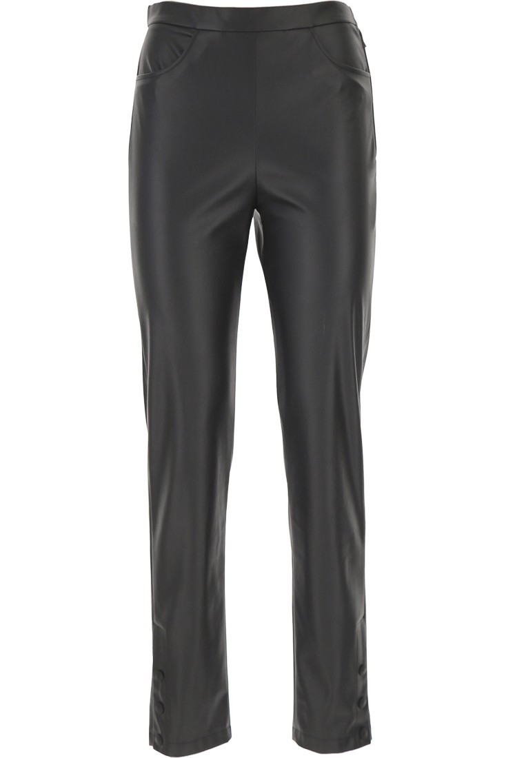 Synthetic Leather pants PATRIZIA PEPE 2l0852 a1dz