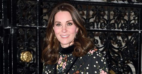 This Stunning Floral Dress Is a VERY Different Look for Kate Middleton COSMOPOLITAN.COM 2018