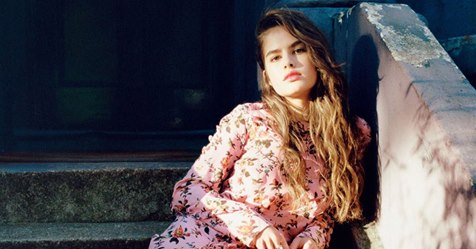 """Five Floral Dresses To Say """"Hi"""" To Spring In .VOGUE.CO.UK"""
